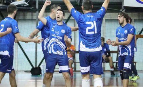 Intent Volley Zagarolo vince in rimonta