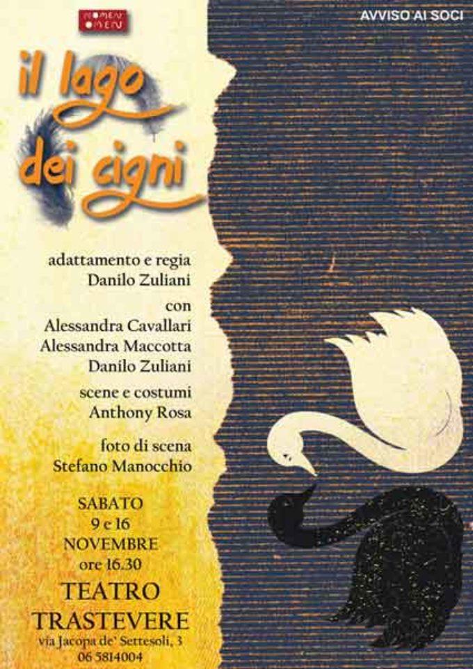 Teatro Trastevere – IL LAGO DEI CIGNI