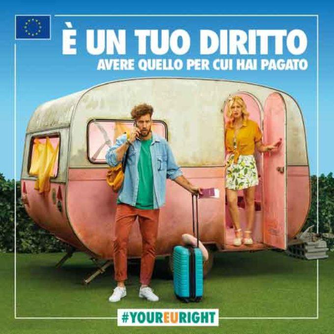 arriva in Italia l'Escape Room dell'UE dedicata ai diritti dei consumatori
