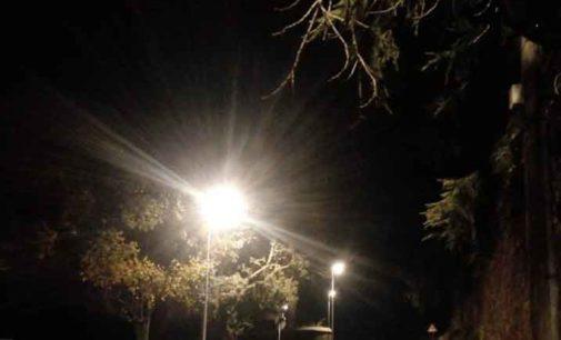 Albano Laziale: ammodernamento pubblica illuminazione, led su tutto il territorio