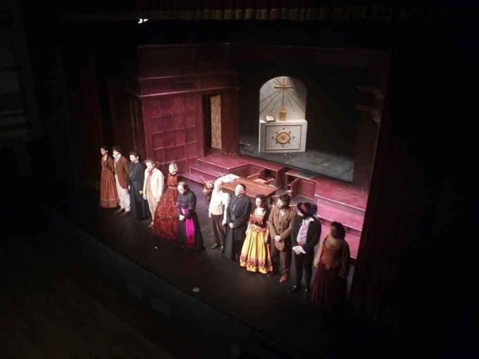 """Con """"In nome del Papa Re"""" è iniziata la grande stagione del Teatro Artemisio-Volonté"""