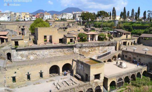 ottobre 2019 Parco Archeologico di Ercolano