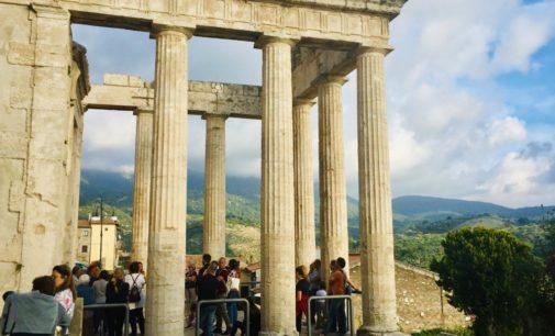 Cori, in 1200 alla scoperta delle bellezze della Città d'Arte