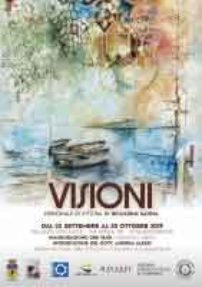 Museo della Città Civico e Diocesano – Visioni: Oli su tela, Acquerelli e Sculture di Riccardo Sanna