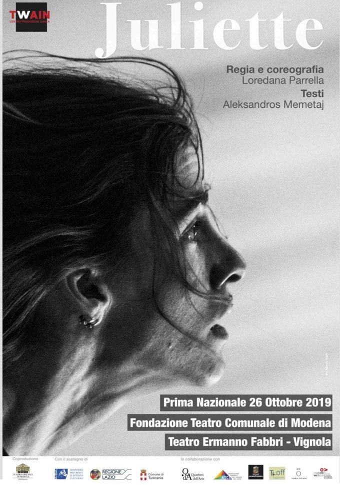 Vignola (MO), Teatro Ermanno Fabbri – JULIETTE