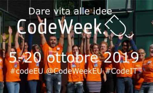 EU Code Week 2019  A Cori Coding Goal – SDG 2030
