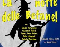 """L'ASSOCIAZIONE """"MARIONETTE SENZA FILI"""", TORNA SUK PALCO DEL TEATRO """"GIULANCO"""" CON """"LA NOTTE DELLE BEFANE"""""""