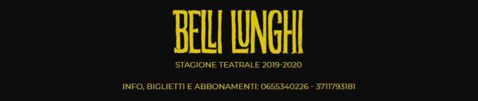 Nuovo Teatro San Paolo – Stagione Teatrale BELLI LUNGHI 2019-2020