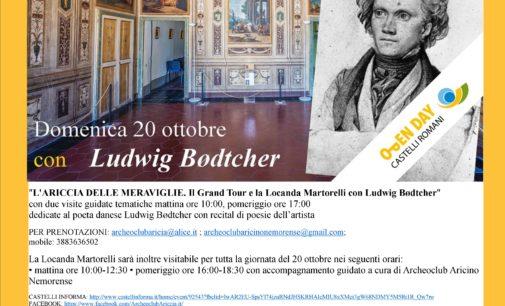 Domenica 20 ottobre apertura Locanda Martorelli