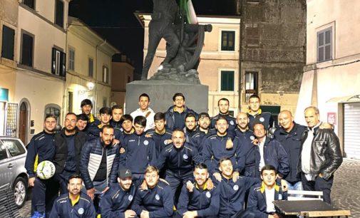 """La famiglia Funari sostiene il Città di Monteporzio (calcio, II cat.): """"Fiduciosi nel lavoro di Centioni"""""""
