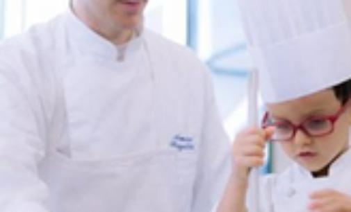 """Il 5 e 6 ottobre a Modena – Chef stellati in cucina con i bambini al Festival nazionale """"Cuochi per un giorno"""""""
