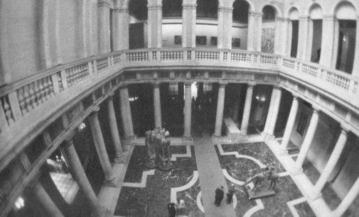 Teatrino di Palazzo Grassi | Palazzo Grassi e la storia delle sue mostre #2 | giovedì 24 e venerdì 25 ottobre 2019