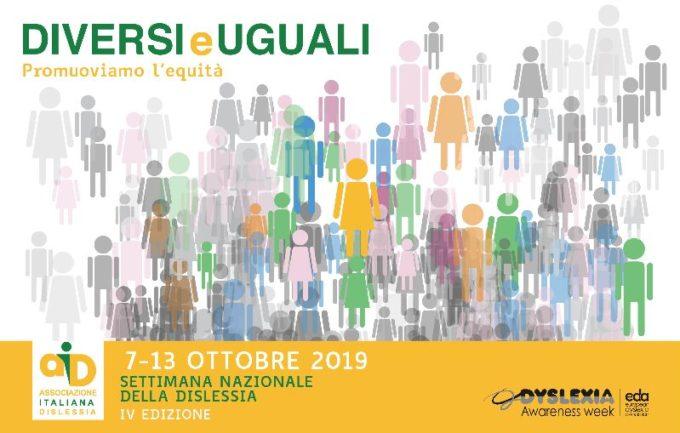 Ottobre: Associazione Italiana Dislessia organizza la 4° Edizione della Settimana Nazionale della Dislessia