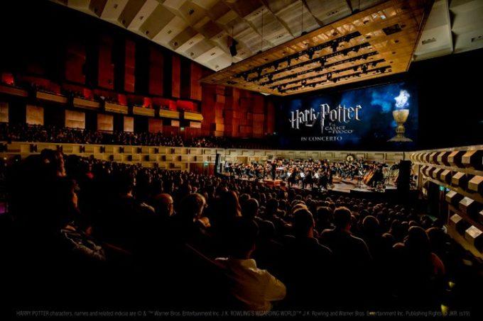 HARRY POTTER E IL CALICE DI FUOCO™ IN CONCERTO – Milano, Teatro degli Arcimboldi (27-28 dicembre 2019)