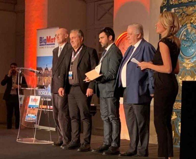 L'ARCHITETTO AMANZIO FARRIS VINCE IL PREMIO NAZIONALE ITALIA DEL BIGMAT INTERNATIONAL ARCHITECTURE AWARD 2019