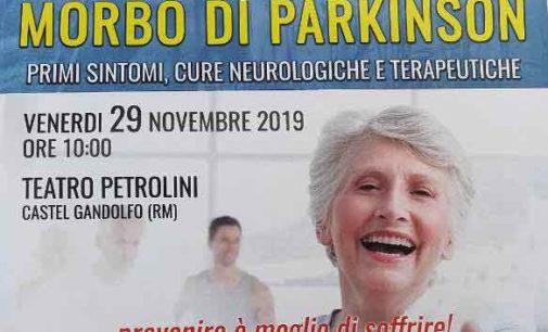 A Castel Gandolfo si parla di Parkinson
