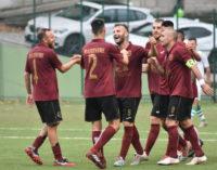 Quarta vittoria consecutiva: il Trastevere rifila 5 reti alla Pro Calcio Tor Sapienza