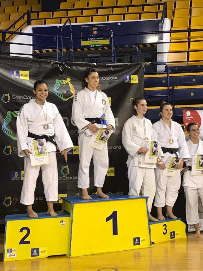 """Asd Judo Frascati, la Favorini inizia col piede giusto: """"Un buon successo a Gran Canaria"""""""