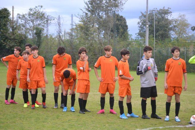 """Uln Consalvo (calcio), Under 14 provinciale in vetta. Aiuto: """"Il miglior gruppo mai allenato"""""""