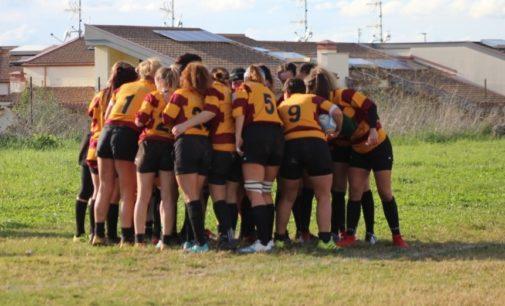 Rugby Frascati Union 1949 (serie A/f): terza sconfitta consecutiva, ma le ragazze crescono