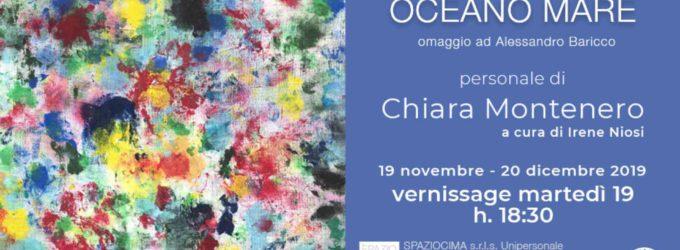 """SpazioCima – Apre domani la mostra di Chiara Montenero """"Oceano mare"""""""
