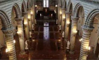 Duomo di Orvieto, tecnologie ENEA per i basamenti dei 12 Apostoli e dei 4 Santi protettori