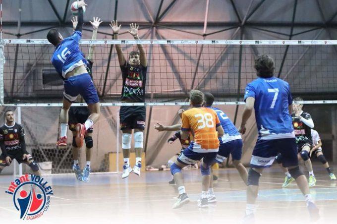 Volley C Maschile: La Intent Zagarolo liquida Sora con un secco 3 – 0