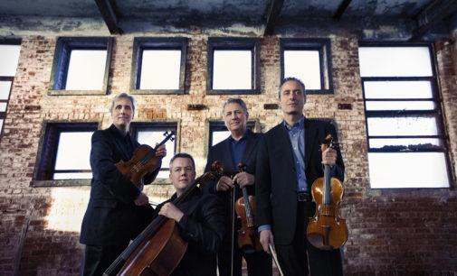 L'Emerson, uno dei grandi quartetti della nostra epoca,  in musiche di Beethoven, Dvorak e Bartok