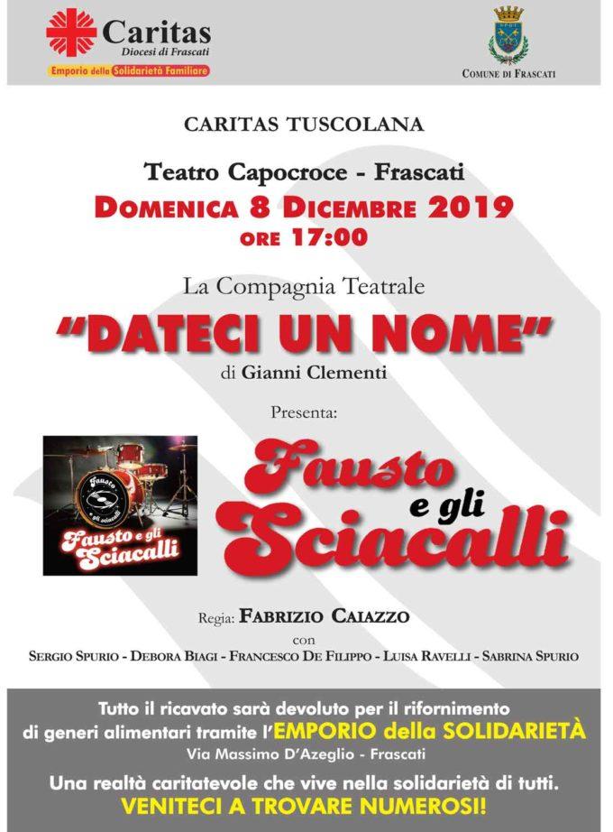 Frascati, la Caritas Diocesana domenica sarà in piazza per promuovere l'Emporio della Solidarietà