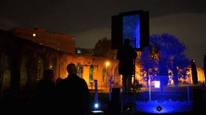 A ROMA SI ILLUMINA CON RGB LIGHT EXPERIENCE:  IL PRIMO FESTIVAL DI LIGHT ART DELLA CAPITALE