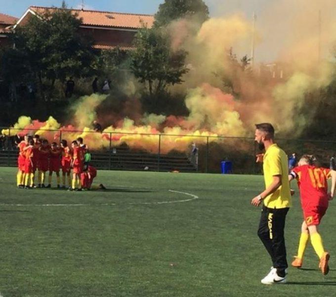 """Città di Valmontone (calcio, Under 14 reg.), D'Amico: """"Sono innamorato di questi ragazzi"""""""