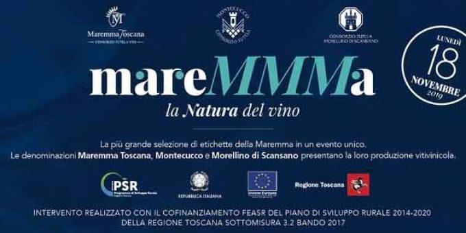 """""""MAREMMMA LA NATURA DEL VINO"""" LA TOSCANA DEL VINO PRESENTATA A ROMA"""