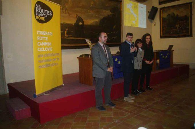 """Associazione Culturale Europea dei Viaggi di Goethe – Grand Tour"","