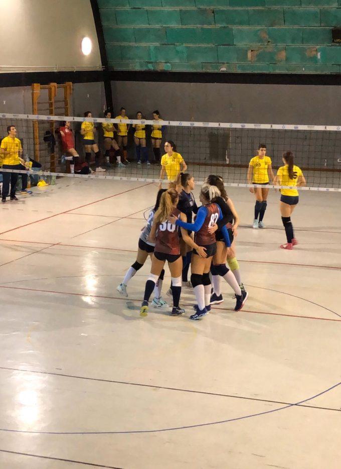 """Volley Club Frascati (I div./f), capitan Peruzzi è sicura: """"Il gruppo è affiatato, ci salveremo"""""""