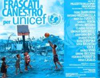 """Club Basket Frascati, inizia il count down per """"Frascati a canestro"""" organizzato con l'Unicef"""
