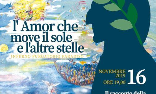 Aldo Onorati e il Coro Carissimi raccontano in versi e musica La Divina Commedia