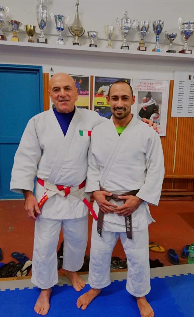 """Asd Judo Frascati, Di Stefano vince il Primo trofeo di Roma: """"Voglio prendere la cintura nera"""""""