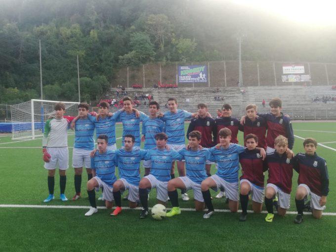 """Football Club Frascati (Under 16 prov.), Rodo: """"Alla pausa capiremo di più sul nostro obiettivo"""""""