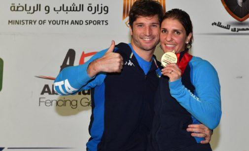 Frascati Scherma, strepitosa Errigo: doppio primo posto nella prova di Coppa del Mondo in Egitto