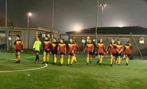 Città di Valmontone, storico (e sfortunato) esordio per l'Under 17 femminile di calcio a 5