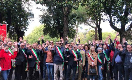 A Roma enorme successo della Festa dei Piccoli comuni del Lazio