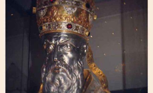 Sabato 23 Novembre Velletri celebra la Festa del suo patrono il Papa S. CLEMENTE I