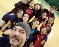 """Polisportiva Borghesiana volley (Under 16/f), Dattilo: """"La crescita delle ragazze è evidente"""""""