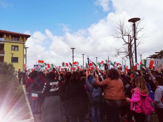 MARINO HA CELEBRATO LA GIORNATA DELL'UNITA' NAZIONALE  E LA FESTA DELLE FORZE ARMATE
