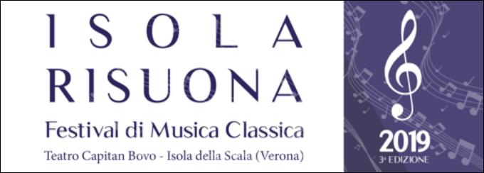 Isola della Scala – Verona – Il Festival ³Isola Risuona² al Teatro Capitan Bovo – Terza edizione
