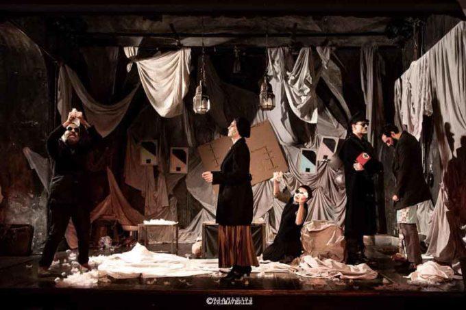 Teatro de' Servi –  KAMPF KABARETT