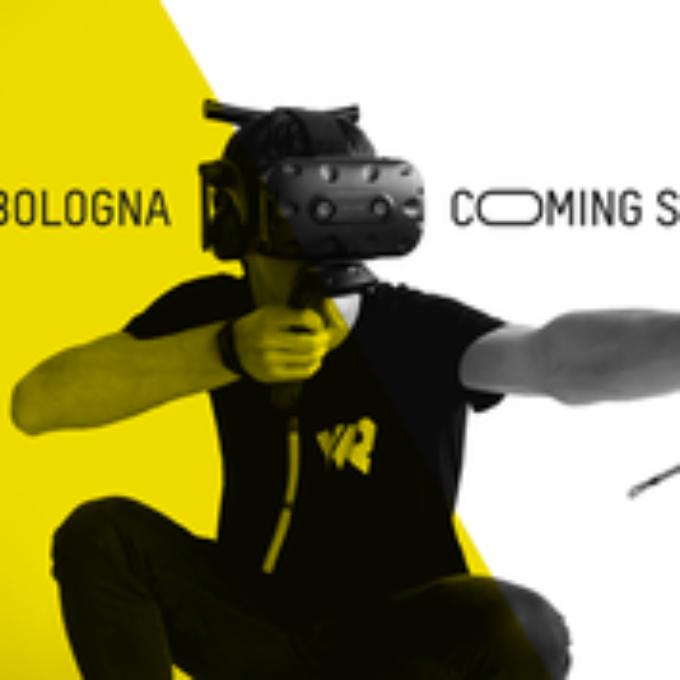Nasce VRUMS  il primo centro in Italia per la promozione, la fruizione e lo studio della realtà virtuale     Inaugurazione: 29 novembre 2019  BOLOGNA – Via Zaccherini Alvisi 8