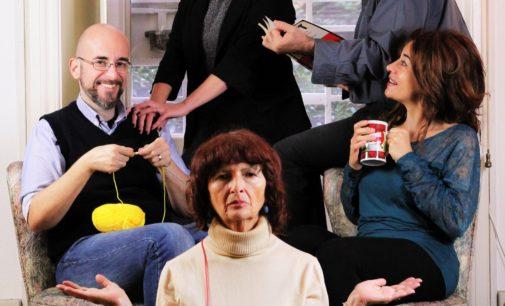 ATTENTI AL CANE! di Vanessa Montfort_ Regia di Marco Belocchi_ dal 20 novembre all'8 dicembre_ Teatro Anfitrione