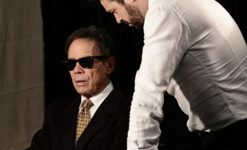 ENNIO COLTORTI in 'BUSCETTA, Santo o Boss?' di  Vittorio Cielo. Teatro Stanze Segrete, 21 novembre – 8 dicembre