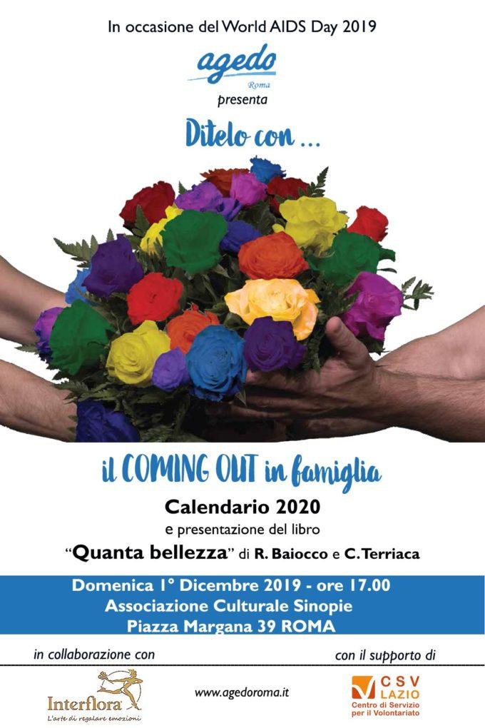 """""""Quanta bellezza"""" e calendario A.ge.d.o. 2020"""